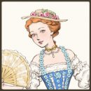 French Court Dress Up